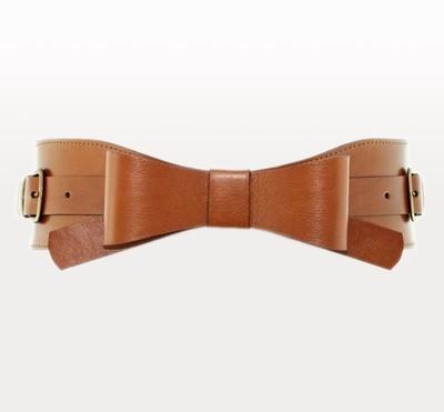 FIOCCO - cinturón en piel