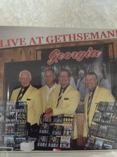 LIVE AT GETHSEMANE (DVD)