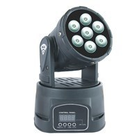 RedRock Smitten: Mini moving head QUAD CREE LED 80W
