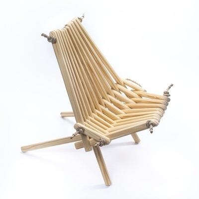 Southern Pine Pioneer Chair