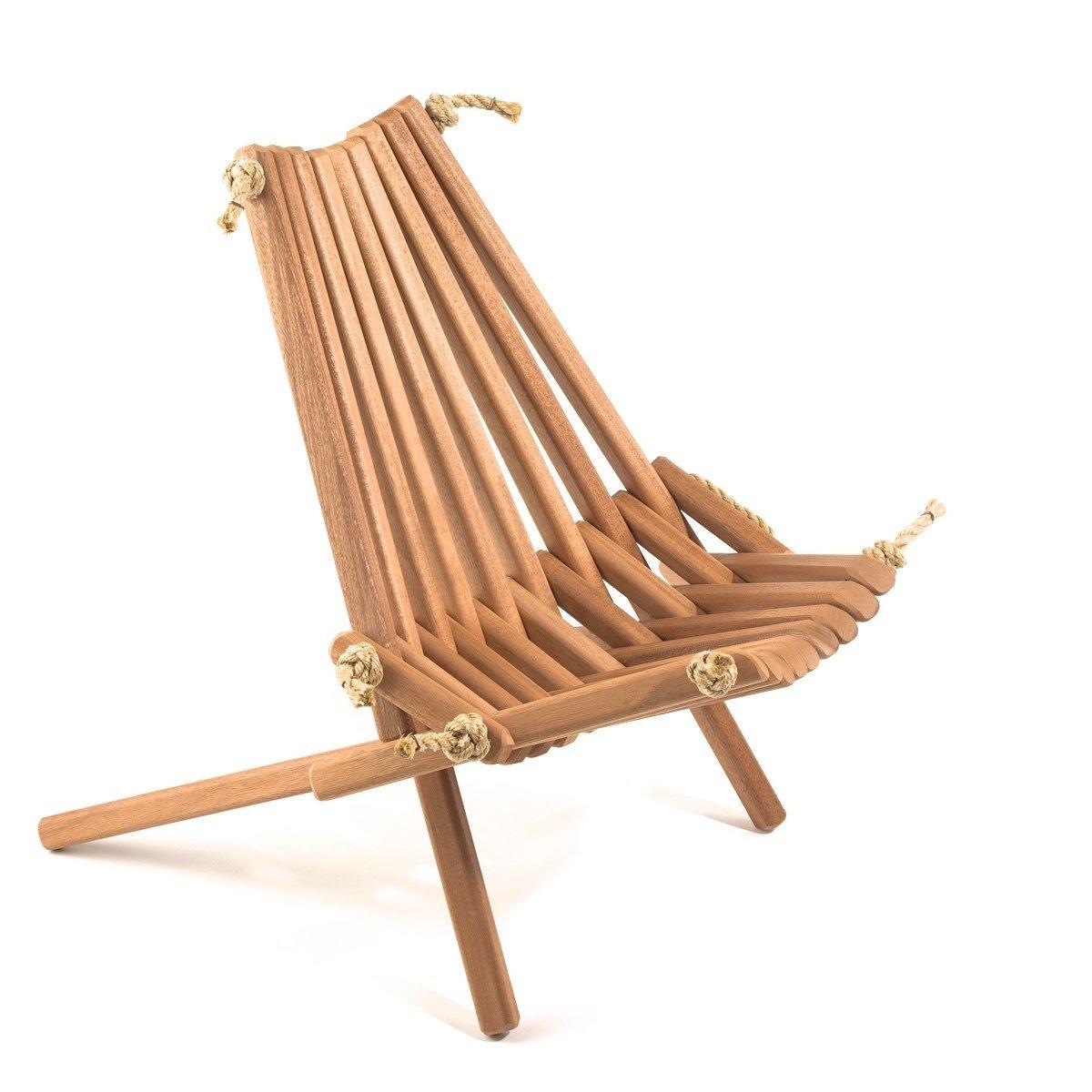 Mahogany Pioneer Chair