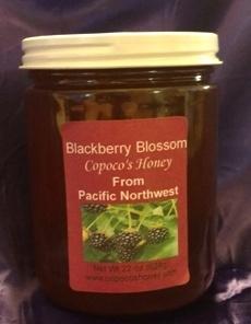Blackberry Blossom Pint
