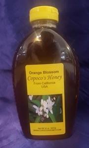 Orange Blossom Skep