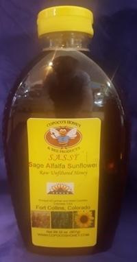 Sage Alfalfa Sunflower 32oz Skep