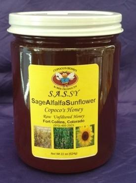 Sage Alfalfa Sunflower Pint