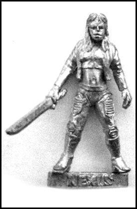 Brotherhood Hero - Pisacha (Rogue Prime Assassin)