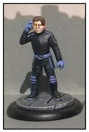 Mutant Hero No. 1 (Psychic Hero) Resin Master Casting