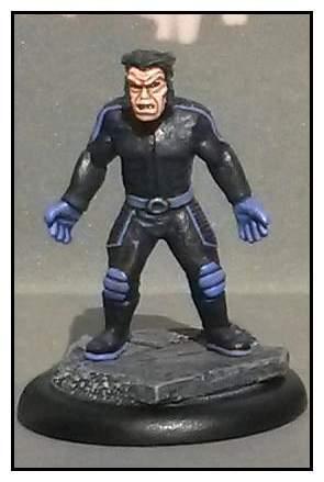 Mutant Hero No. 2 (Beastly Hero) Resin Master Casting