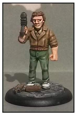 """Rebel/Freedom Fighter No. 2 (""""Do Gooder"""" Marcus, armed with Blaster Pistol)"""