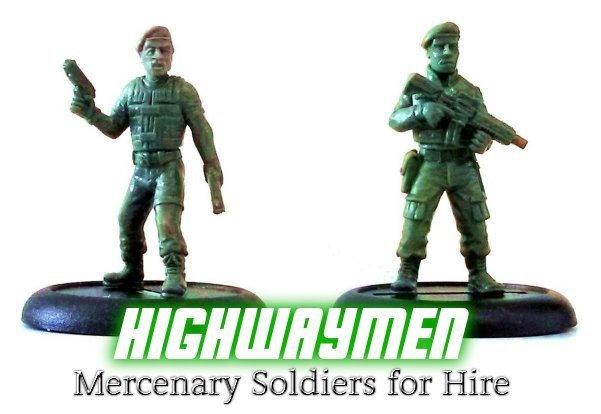 Mercenary Highwaymen Deal (NX46 & NX47)