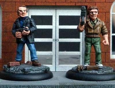 Rebel/Freedom Fighters (Porky & Do-Gooder)