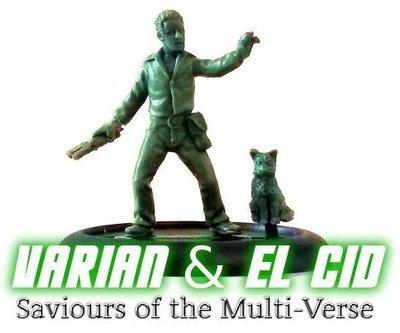 Varian - Time Travelling Saviour