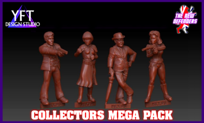 The New Defenders Collectors Mega Pack