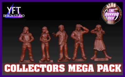 The Morrow Men Collectors Mega Pack