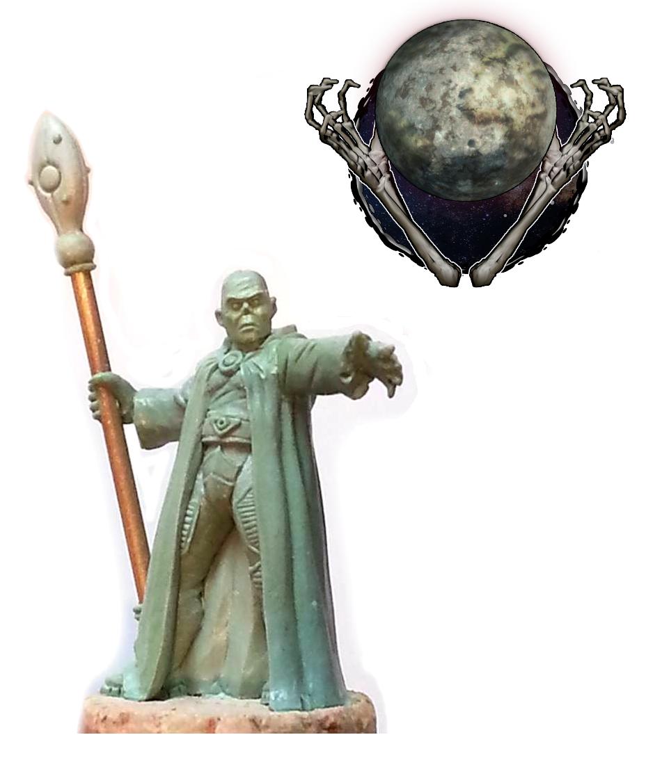 Deadling Hero No. 01 - The Prophet
