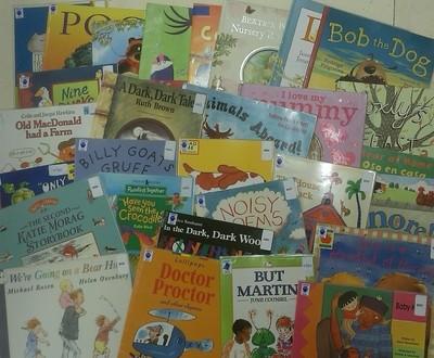 Large Box of Children's Fiction Picture Books - Minimum 40 books per box