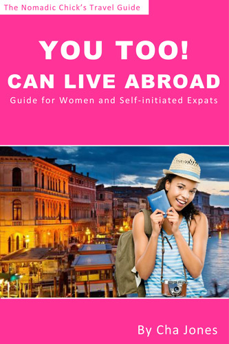You Too! Can Live Abroad (guide book)