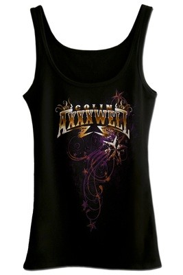 Colin Axxxwell Woman's Tank Top