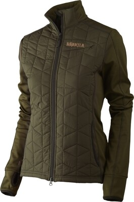 Hjartvar Insulated Hybrid Lady jacket