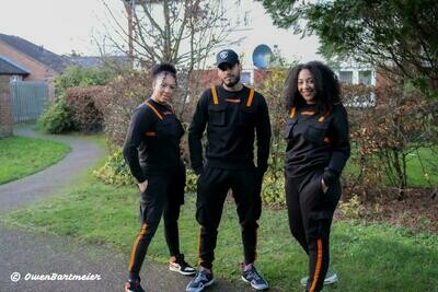 Warriorz limited edition tracksuits