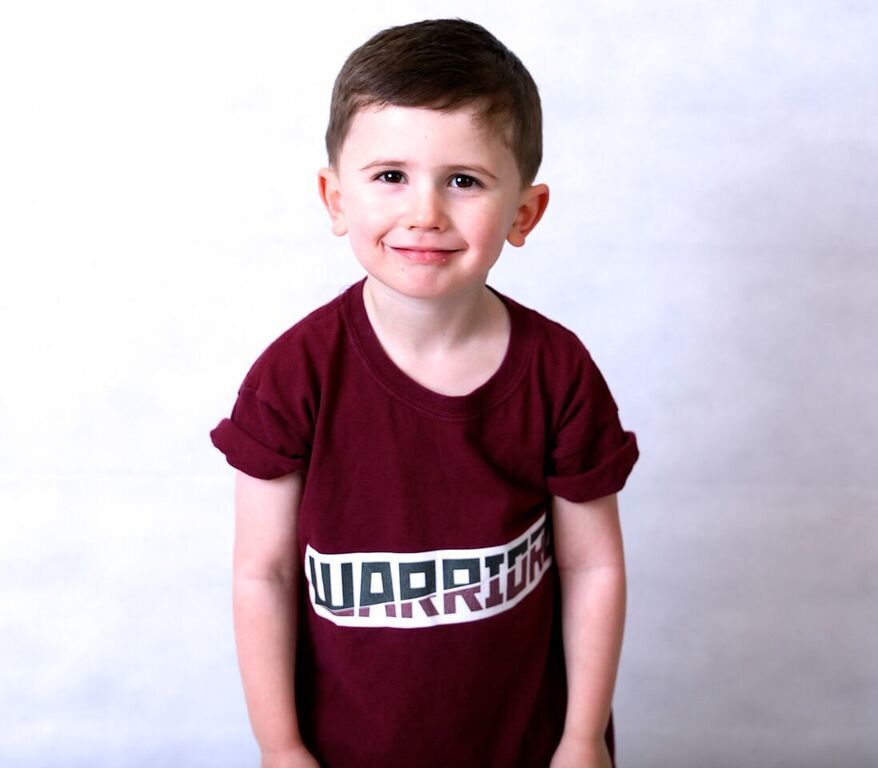 Warriorz Children's T-shirt