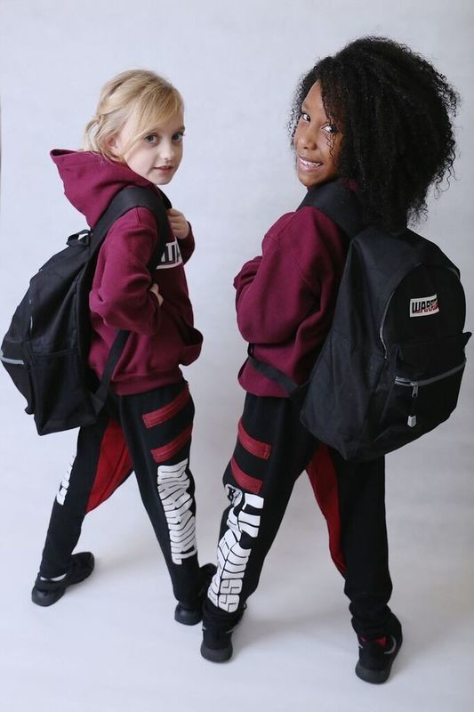 Warriorz Back packs