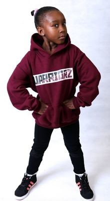 Warriorz Children Hoodies