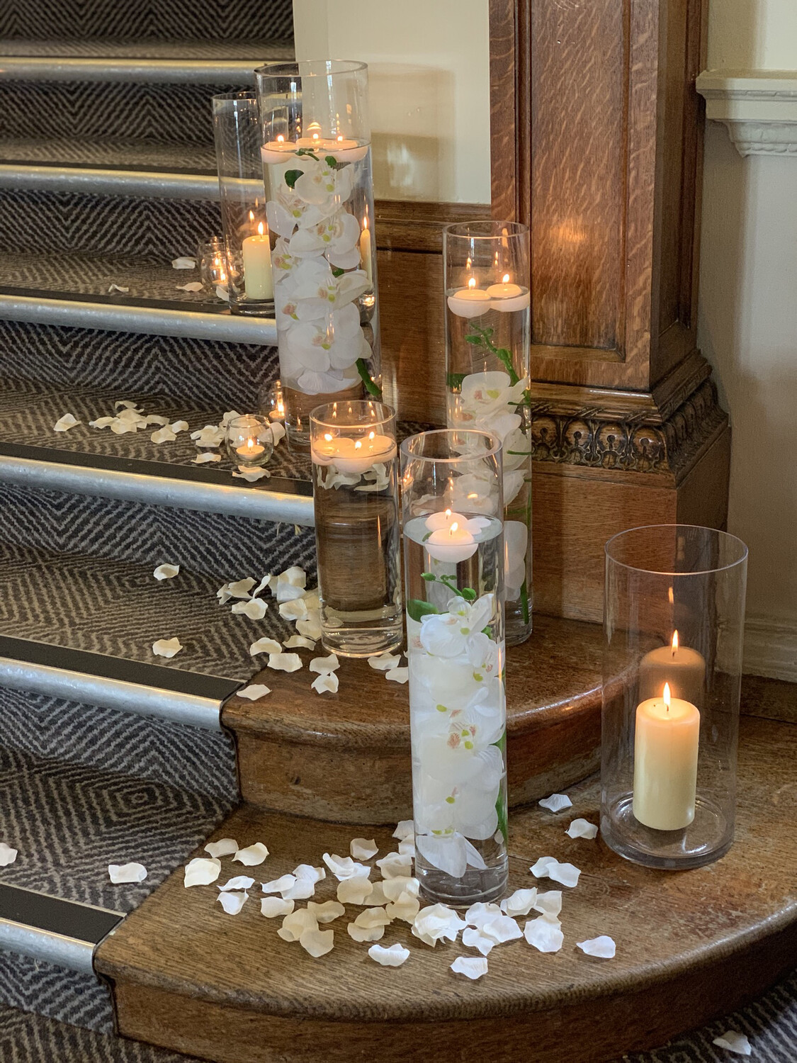 Aisle/ Staircase Floor Decor