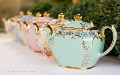Afternoon Tea Table (Weddings)