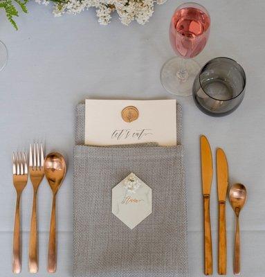 Textured Linen napkin