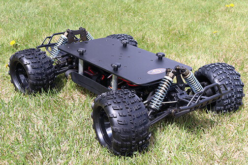 RPR HD Crawler Eclipse Rover