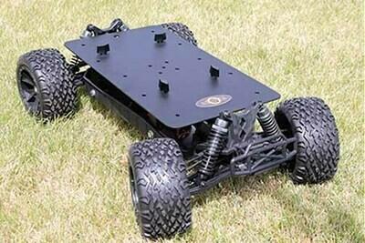 SHR CRAWLER Eclipse Rover