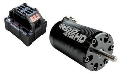 Tekin RX4 / ROC EPPHD Sensored system