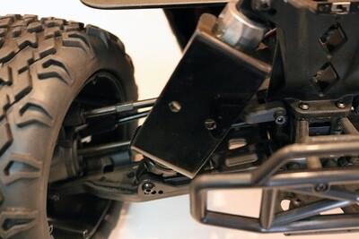 SHR Crawler Suspension Lock Set