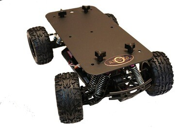 SMR Eclipse Rover without Eclipse Wheels