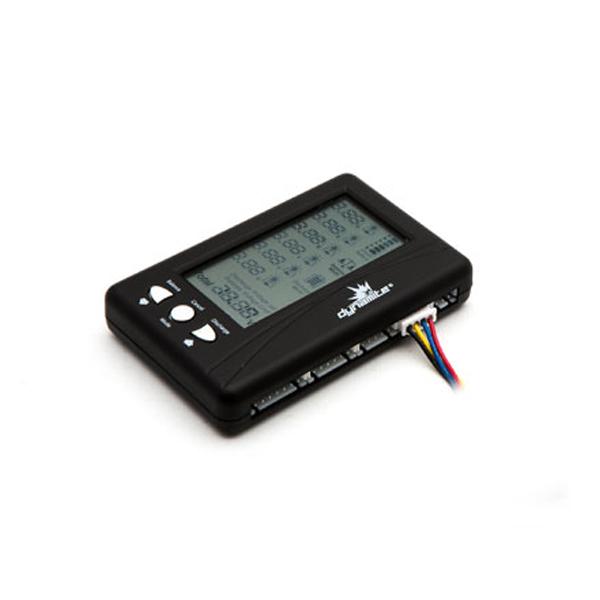 Battery Voltage Checker & Discharger