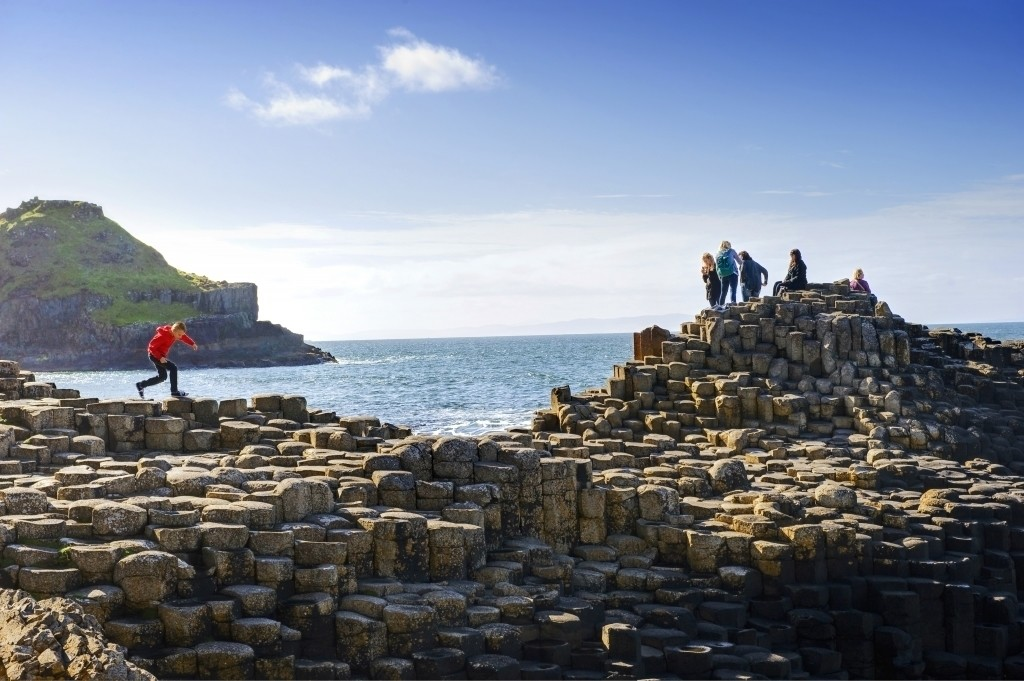 """""""THE WILD ATLANTIC WAY""""  North-West 5 Day Self-Drive Tours - FROM $900.00"""