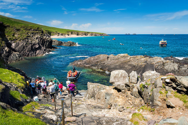 The Ring of Kerry & West Cork 8 Day Hike/With Guide/Group of 10 or more