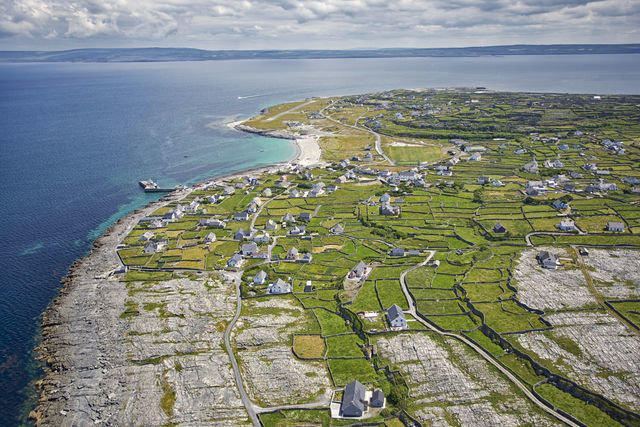 The Burren & Connemara 8 Day Hike/Self Guide