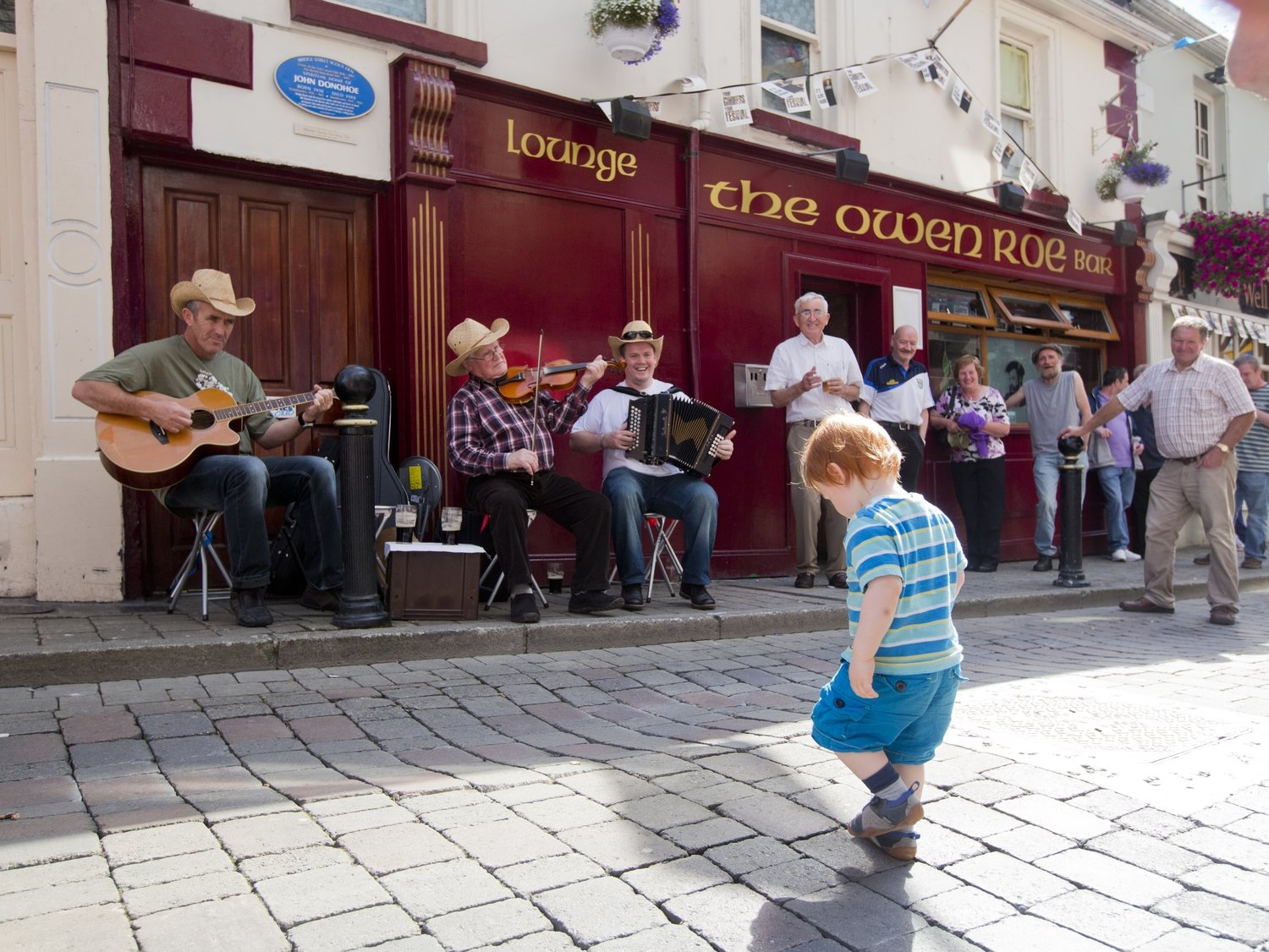 JOIN THE MIGHTY 12 - DAY MUSIC & HERITAGE Tour around Ireland - April 25th - May 6th  2022