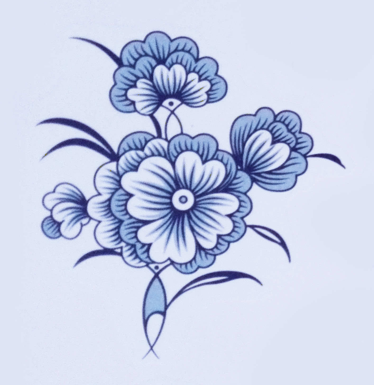 Serviço Azul - Flores