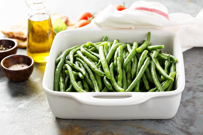 Green Beans ( ca. 2 Pints)