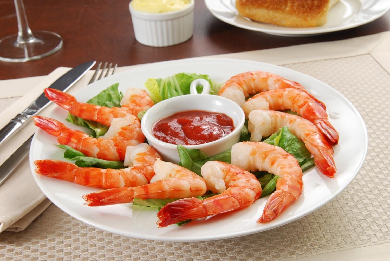Shrimp Cocktail (18-20pcs)