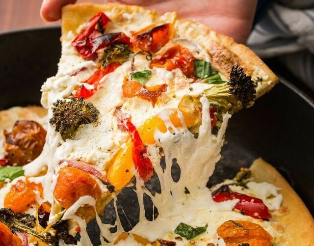 PRIMAVERA SKILLED PIZZA