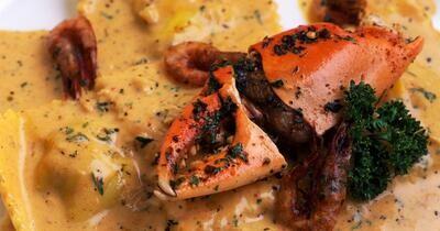 Ravioli Crab -500g