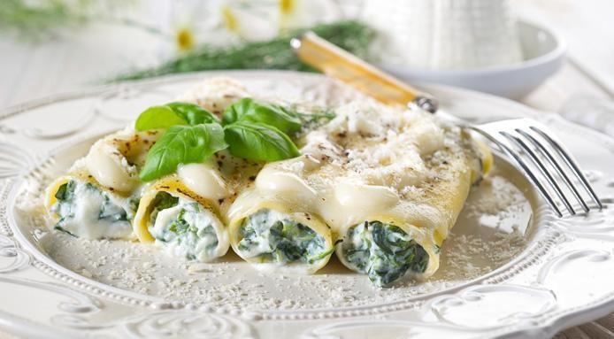 Cannelloni Ricotta & Spinach -500g