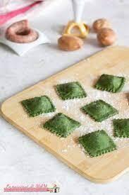 Ravioli Ricotta & Spinach - 500g