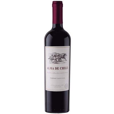 Alma de Chile Cabernet Sauvignon - 750 ml