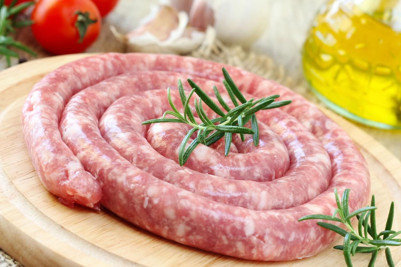 Luganica Sausage (Kg)