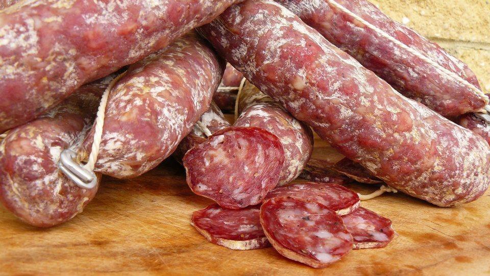 Salami Cacciatorino Spicy (Kg)